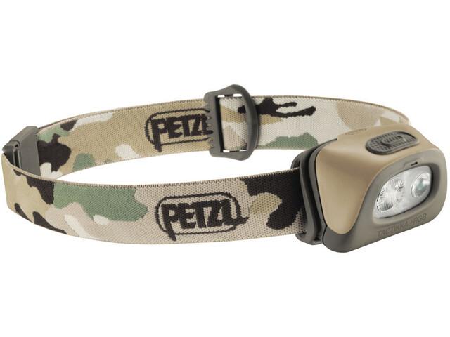 Petzl Tactikka + RGB Stirnlampe camo